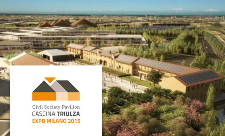 EXPO 2015 - The dairy Cascina Triulza