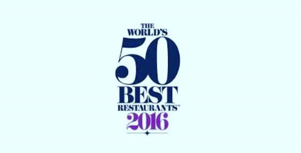 50 Best Restaurant Awards 2016