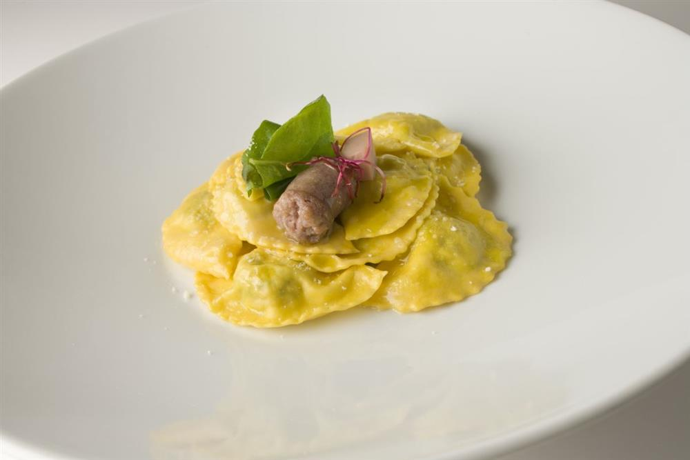 Casonsei entrees recipes with italian cheese for Italian entree recipes