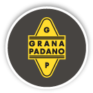 Grana Padano aged between 9 and 16 months