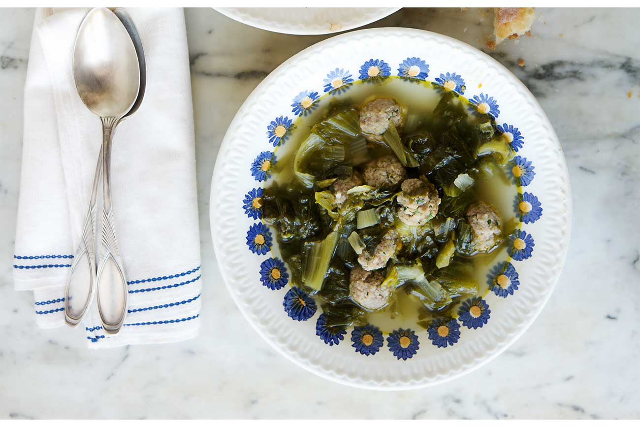 Wedding soup