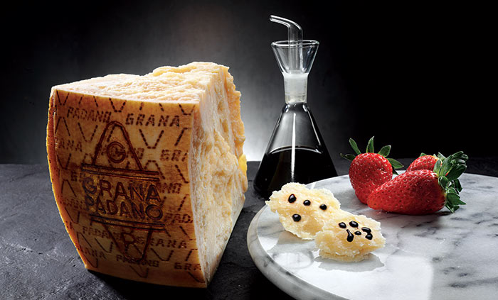 Enjoy Grana Padano by Itself