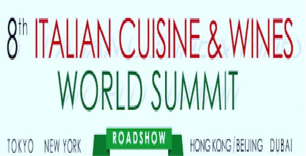 8th Italian Cuisine World Summit Roadshow