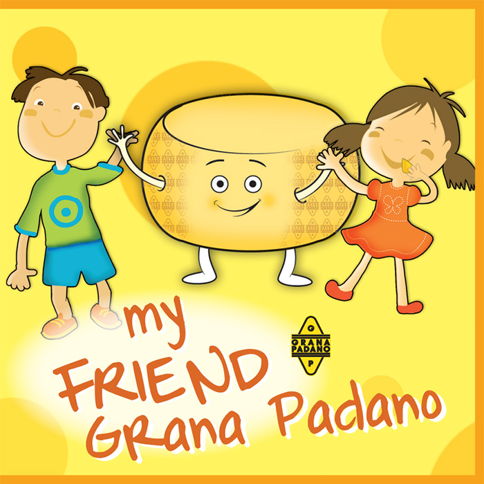 My friend Grana Padano